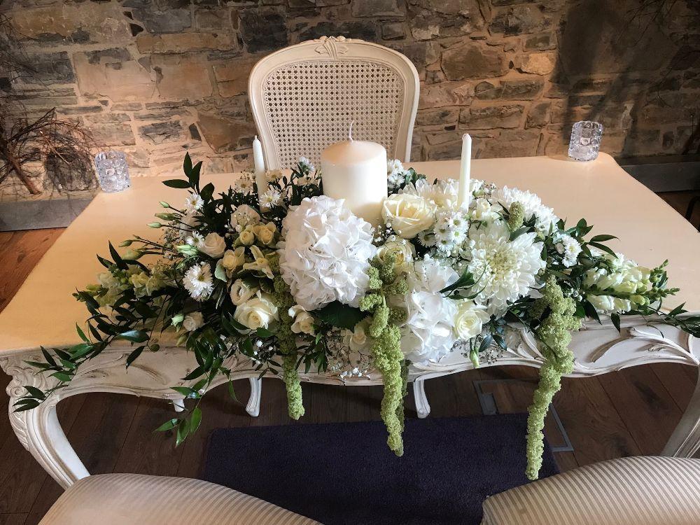 Arbour Blooms Wedding Venue Flowers