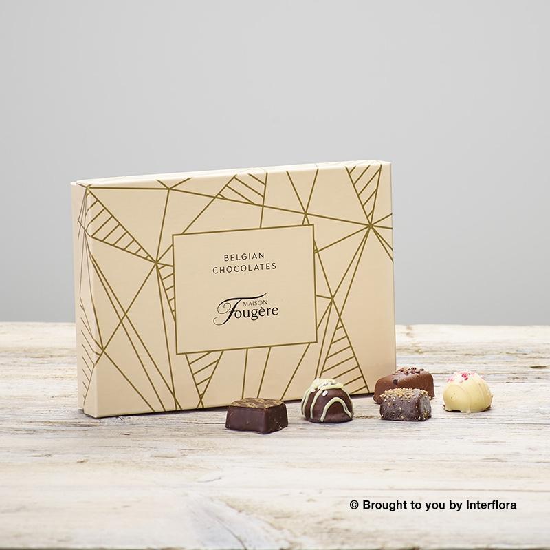 115g Maison Fougere Belgian Chocolates