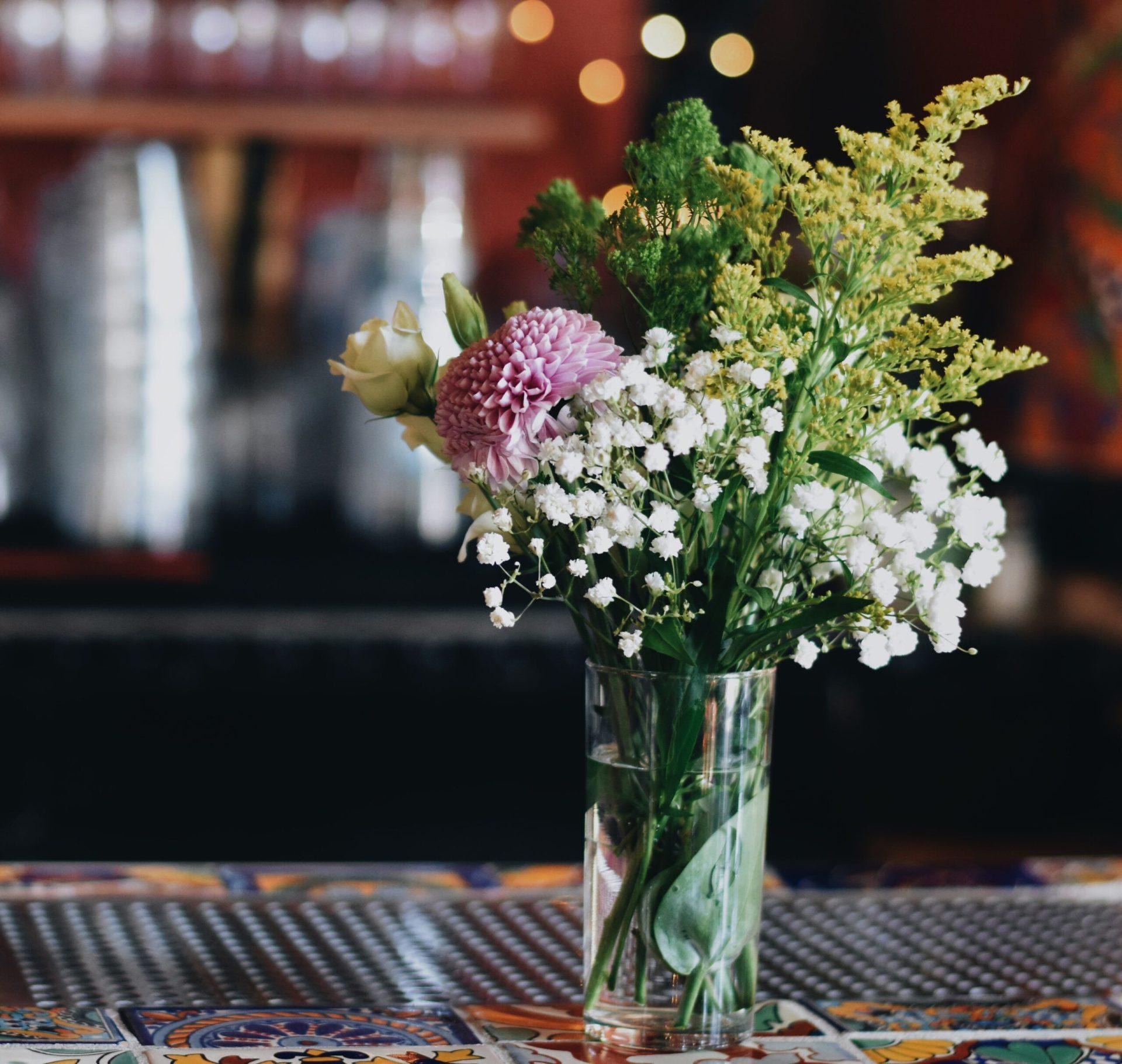 Flowers Bars Arbour Blooms