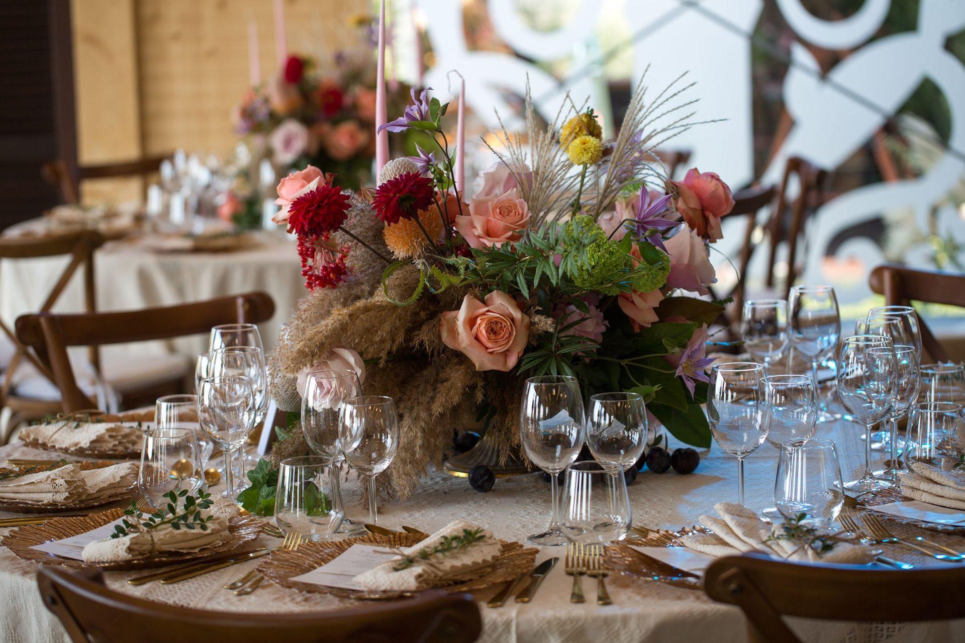 Flowers Resturants Arbour Blooms