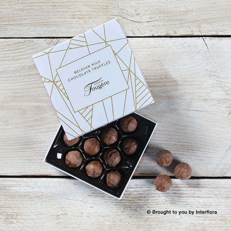 Null 140g Maison Fougere Chocolate Truffles 2.jpg