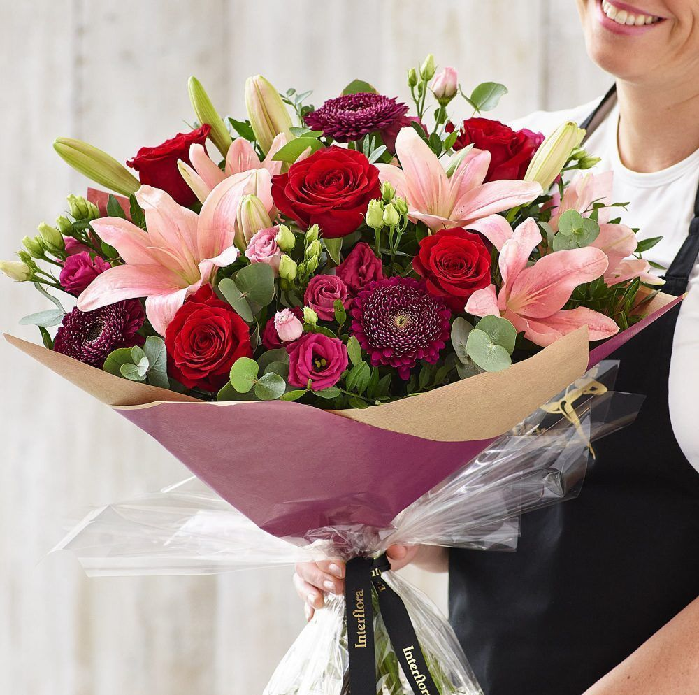 Valentines Day Mixed Hand Tied4